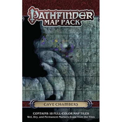 Tile Set - Pathfinder - Cave Chambers