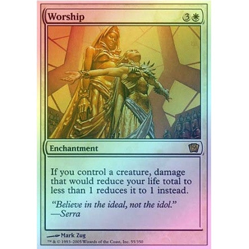 Worship (Foil) available at 401 Games Canada