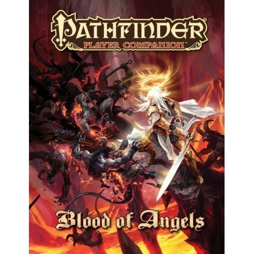 Pathfinder - Player Companion - Blood of Angels - 401 Games