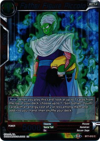 Father Figure Piccolo (FOIL) available at 401 Games Canada