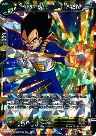 Saiyan Bloodline Vegeta available at 401 Games Canada