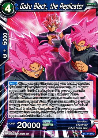 Goku Black, the Replicator available at 401 Games Canada