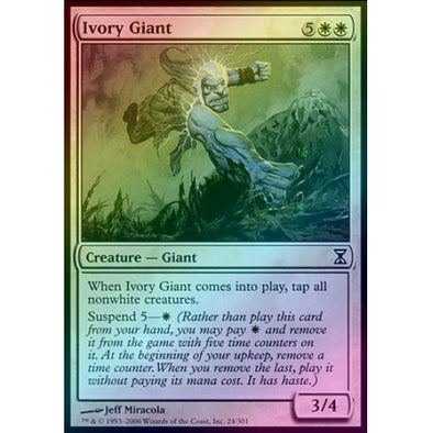 Ivory Giant (Foil) - 401 Games