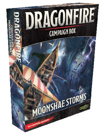 Dragonfire - Campaign - Moonshae Storms
