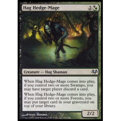 Hag Hedge-Mage (EVE) available at 401 Games Canada