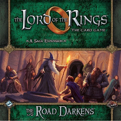 Lord of the Rings Living Card Game - The Road Darkens - 401 Games