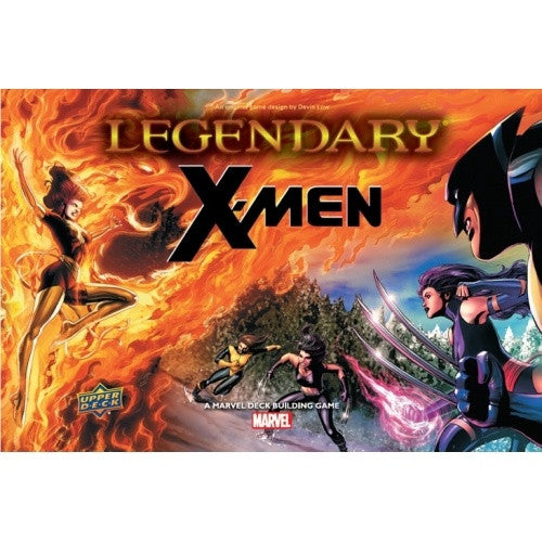 Marvel Legendary - X-Men Expansion - 401 Games