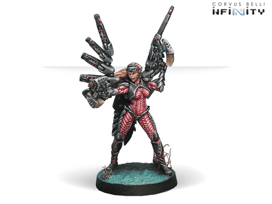 Infinity - Combined Army - Special Operative Ko Dali - 401 Games