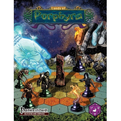 Buy Pathfinder - Campaign Setting - Lands of Porphyra and more Great RPG Products at 401 Games