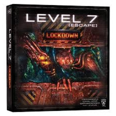 Level 7 [Escape] Lockdown - 401 Games