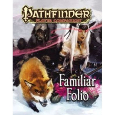 Pathfinder - Player Companion - Familiar Folio - 401 Games