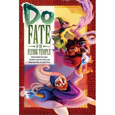 Fate - Do: Fate of the Flying Temple - 401 Games