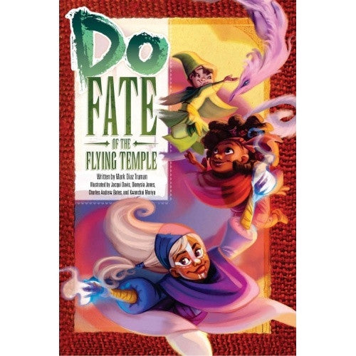 Fate - Do: Fate of the Flying Temple available at 401 Games Canada