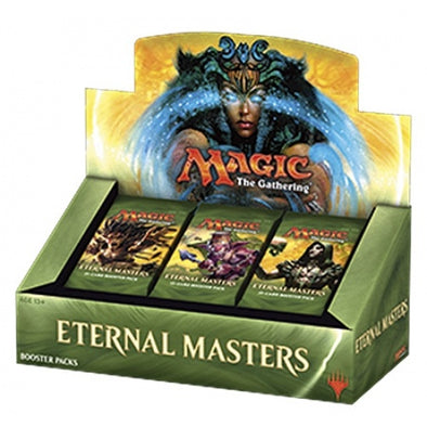 Buy MTG - Eternal Masters - Booster Box and more Great Magic: The Gathering Products at 401 Games
