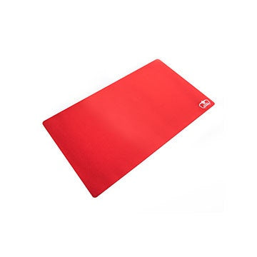 Buy Ultimate Guard - Monochrome Play Mat - Red and more Great Sleeves & Supplies Products at 401 Games