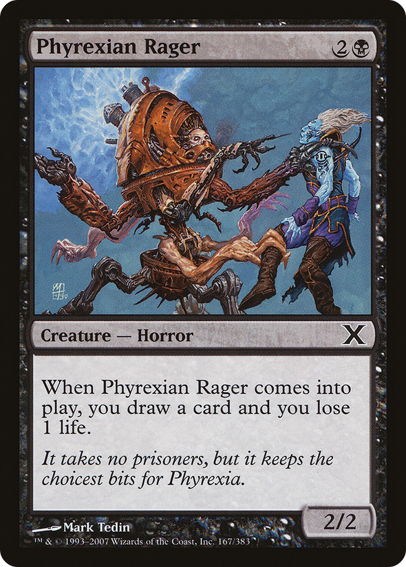 Phyrexian Rager - 401 Games