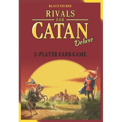 Settlers of Catan - Rivals for Catan - Deluxe Edition available at 401 Games Canada