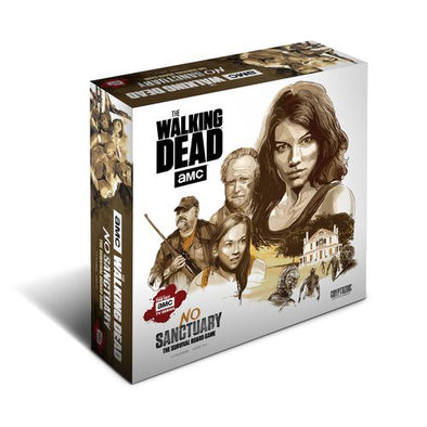 Buy The Walking Dead: No Sanctuary - Expansion 1: What Lies Ahead and more Great Board Games Products at 401 Games