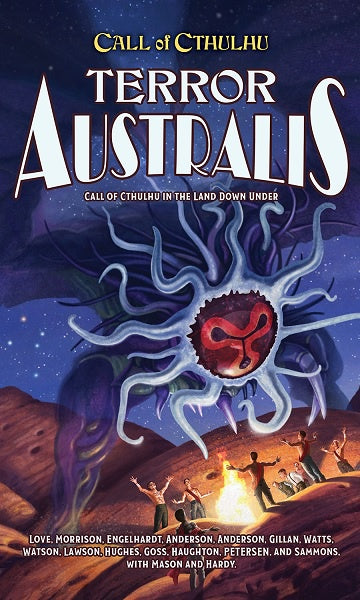 Call of Cthulhu - 7th Edition - Terror Australis - 401 Games