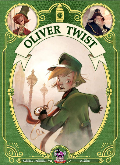 Buy Oliver Twist and more Great Board Games Products at 401 Games