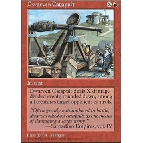 Dwarven Catapult - 401 Games