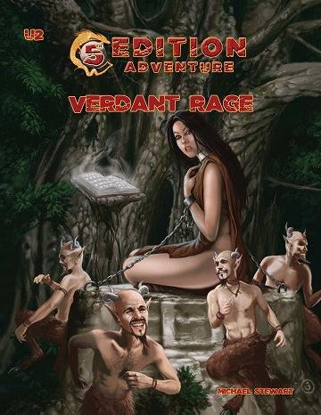 5th Edition Adventures U2 Verdant Rage