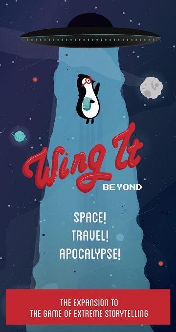Wing It - Beyond Expansion available at 401 Games Canada