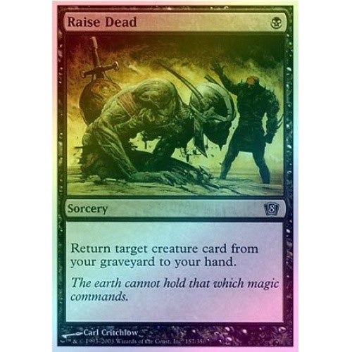 Raise Dead (Foil) available at 401 Games Canada