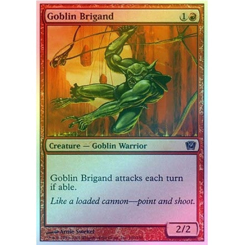 Goblin Brigand (Foil) available at 401 Games Canada