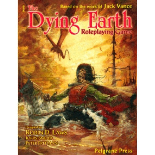 Buy The Dying Earth - Core Rulebook and more Great RPG Products at 401 Games