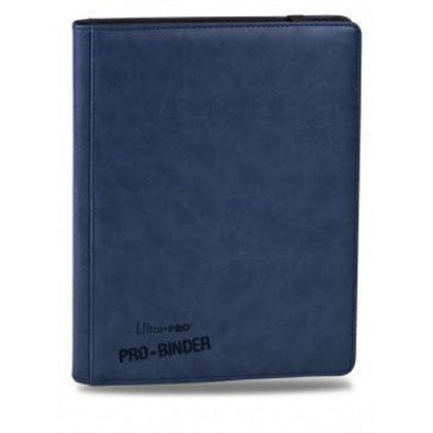 Buy Ultra Pro - Premium Pro Binder- Navy Leatherette and more Great Sleeves & Supplies Products at 401 Games