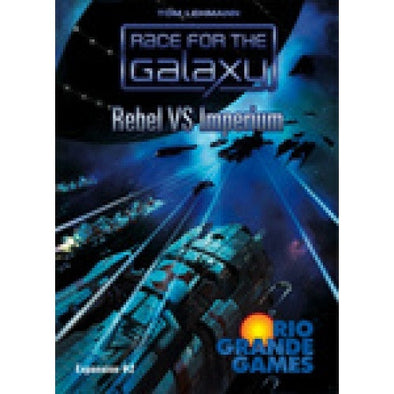 Race for the Galaxy - Rebel Vs Imperium - 401 Games