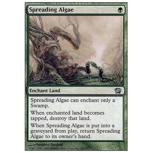 Spreading Algae - 401 Games
