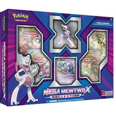 Buy Pokemon - Mega Mewtwo X Figure Collection and more Great Pokemon Products at 401 Games