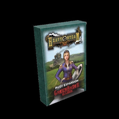 Heavy Steam - Pilot Expansion - 401 Games