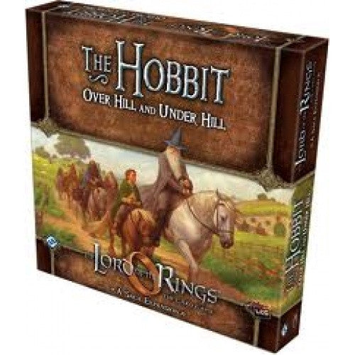 Lord of the Rings Living Card Game - The Hobbit - Over Hill and Under Hill