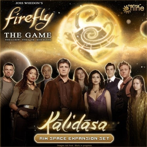 Firefly the Game - Kalidasa Rim Expansion Set available at 401 Games Canada
