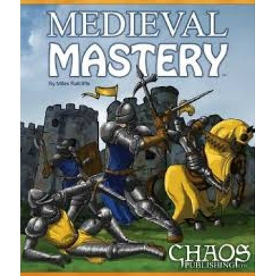 Buy Medieval Mastery and more Great Board Games Products at 401 Games
