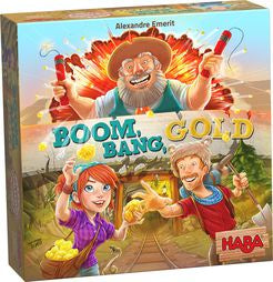 Boom, Bang, Gold! available at 401 Games Canada