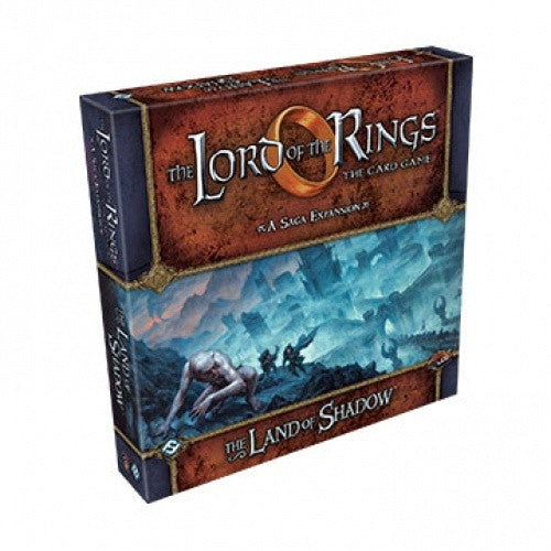 Lord of the Rings LCG - The Land of Shadow - 401 Games