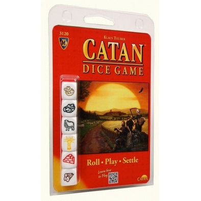 Catan - Dice Game (Blister Pack) available at 401 Games Canada