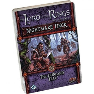 Lord of the Rings - The Card Game - The Dunland Trap Nightmare Deck available at 401 Games Canada