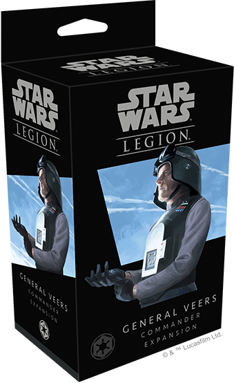 Star Wars - Legion - Imperial - General Veers Commander Expansion - 401 Games