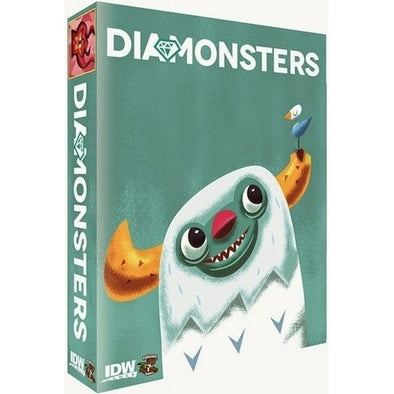 Diamonsters - 401 Games