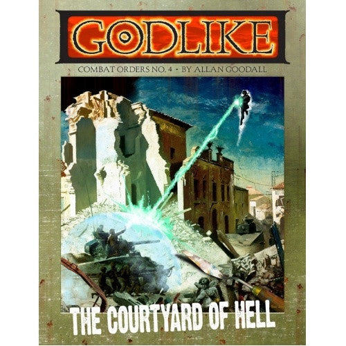 Godlike - The Courtyard of Hell available at 401 Games Canada