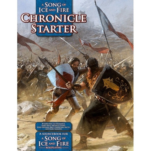 Buy A Song of Ice and Fire - Chronicle Starter and more Great RPG Products at 401 Games