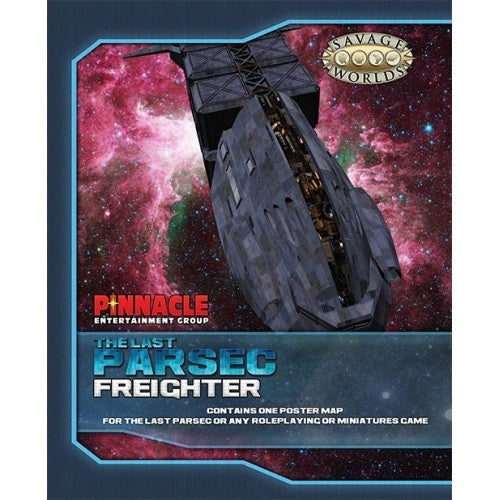 Buy Savage Worlds - The Last Parsec - Dropship/Freighter and more Great RPG Products at 401 Games