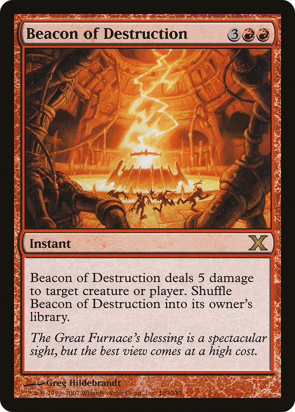 Beacon of Destruction - 401 Games