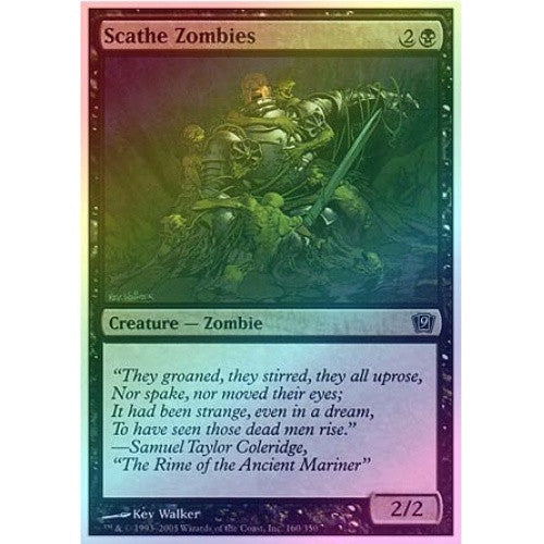 Scathe Zombies (Foil) available at 401 Games Canada