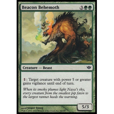 Beacon Behemoth (CON) available at 401 Games Canada